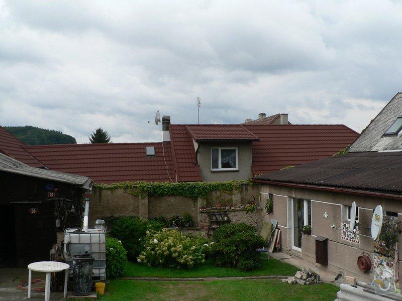 Střecha RD: P1030203