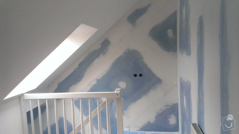 Odhlučnění bytu deskou Wolf: IMAG1172
