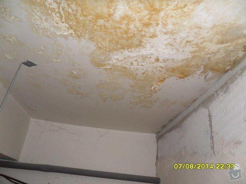Poptavka -kalulace opravy koupelny 4m2 ! SPECHA: fot