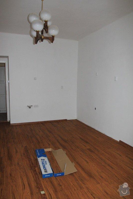 Vymena podlah, kompletni priprava rozvodu pro kuchyni, malovani: IMG_6882