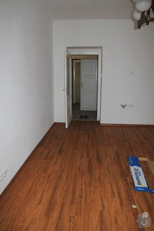 Vymena podlah, kompletni priprava rozvodu pro kuchyni, malovani: IMG_6883
