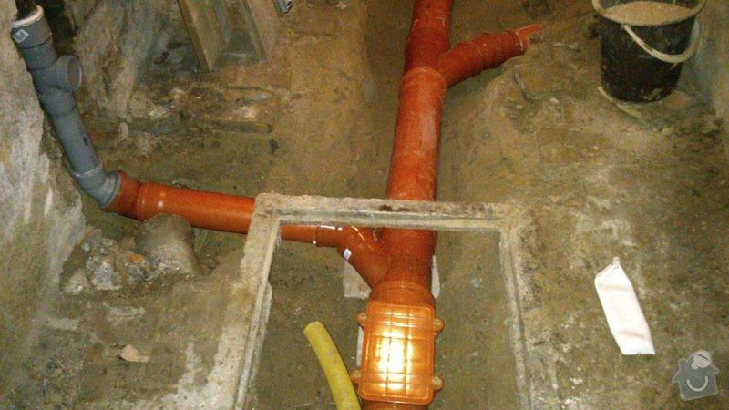 Oprava kanalizace ve sklepě RD: DSC_0108