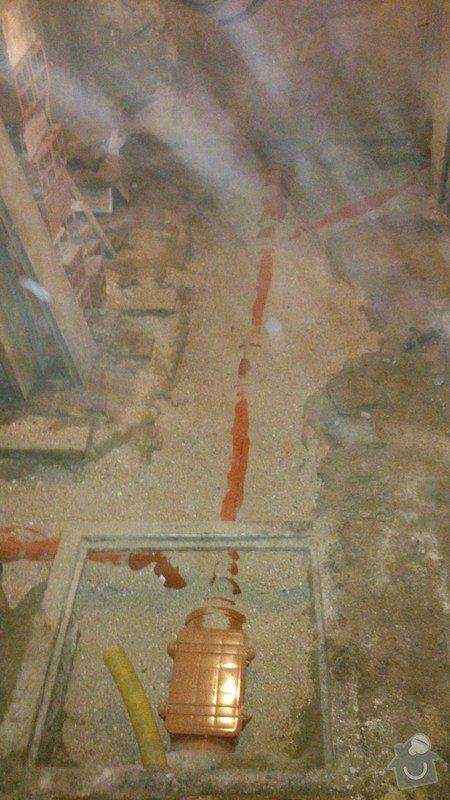 Oprava kanalizace ve sklepě RD: DSC_0112
