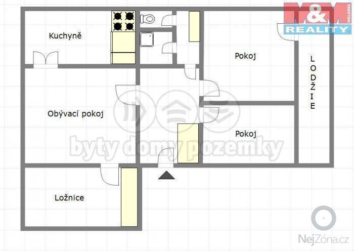Rekonstrukce bytového jádra, kuchyň: 5896046_73450779