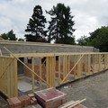 Dodavka a montaz drevene konstrukce a krovu rodinneho domu 1