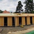 Dodavka a montaz drevene konstrukce a krovu rodinneho domu 19