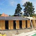 Dodavka a montaz drevene konstrukce a krovu rodinneho domu 22