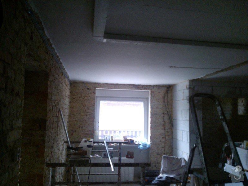 Rošt pro sádrokartonový podhled 50 m2: WP_000437