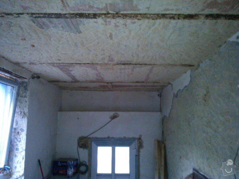 Rošt pro sádrokartonový podhled 50 m2: WP_000448
