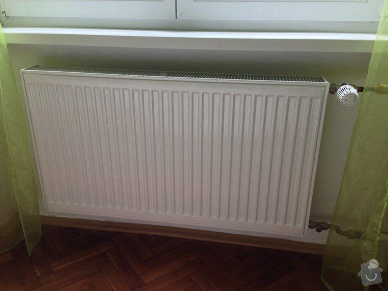 Výměna starých radiátorů za nové: obrazek_1