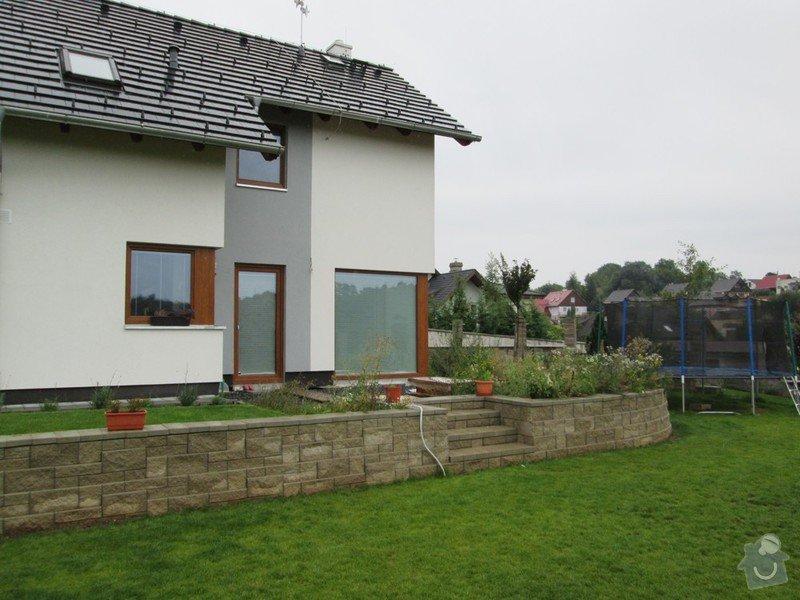 Venkovní terasa se zastřešením: IMG_1485