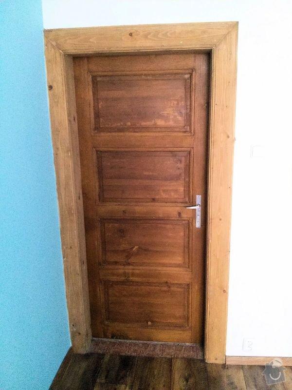 Renovace dveří: celek1