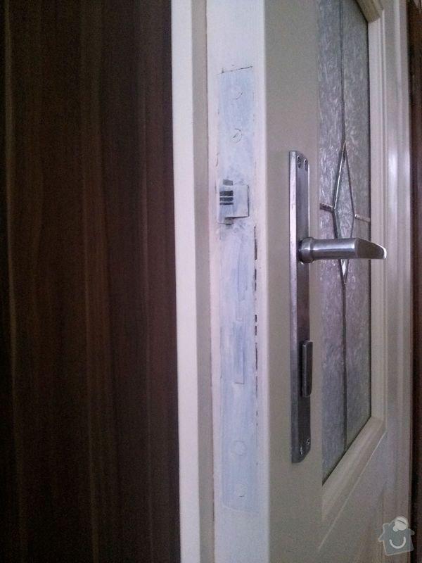Renovace dveří: barva2