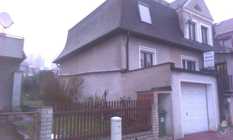 Zateplovací fasáda rodinného domu: IMAG0449
