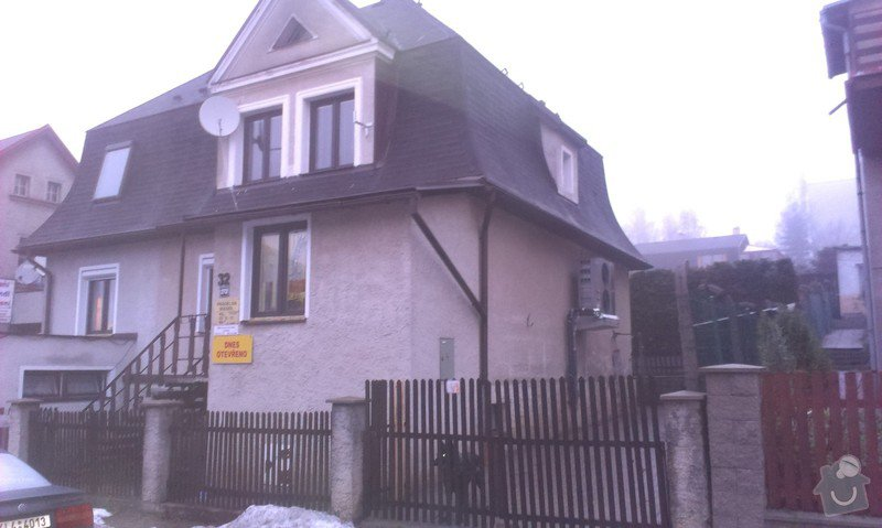 Zateplovací fasáda rodinného domu: IMAG0450