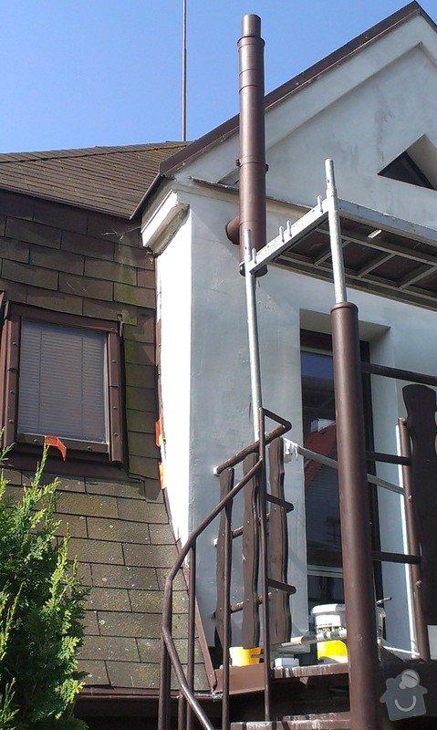 Zateplovací fasáda rodinného domu: IMAG0807