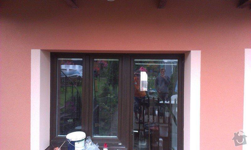 Zateplovací fasáda rodinného domu: IMAG0812