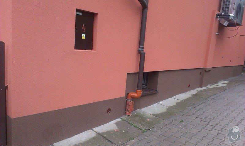 Zateplovací fasáda rodinného domu: IMAG0833