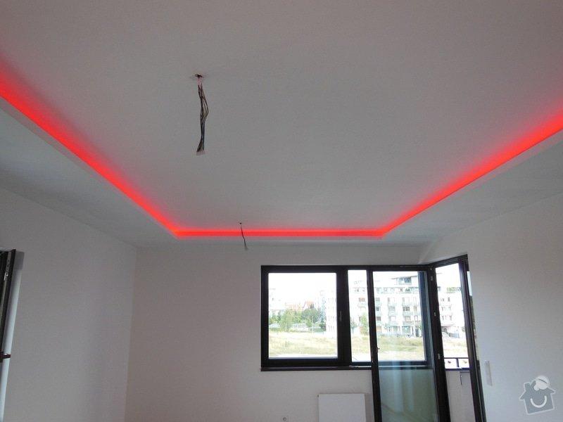 Sádrokartonová svetelná rampa: DSCN1524