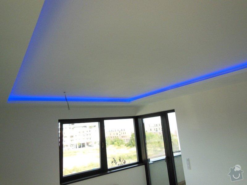 Sádrokartonová svetelná rampa: DSCN1540