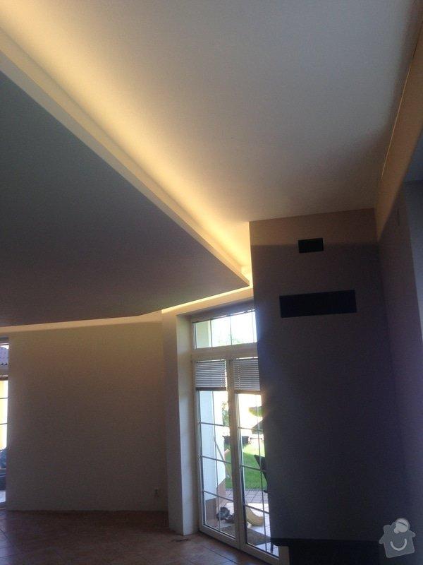 Rekonstrukce obývacího pokoje - Šeberov: IMG_6240