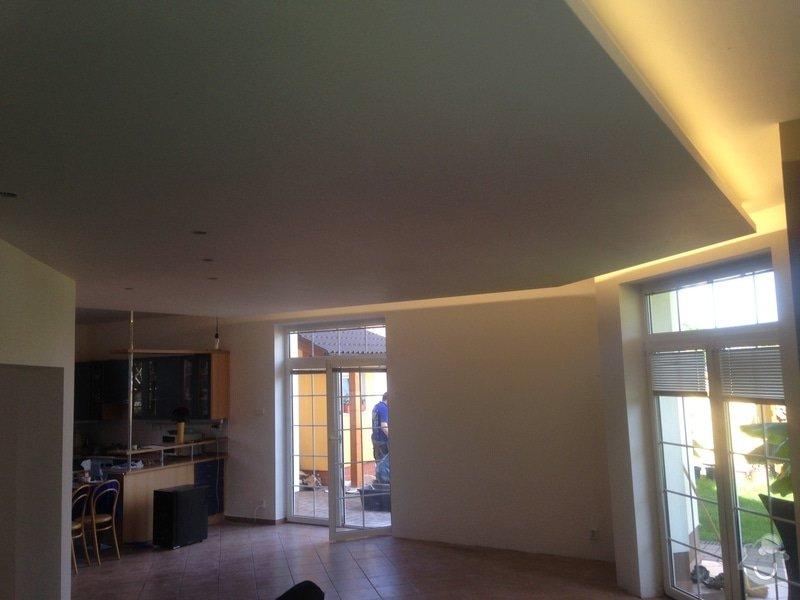 Rekonstrukce obývacího pokoje - Šeberov: IMG_6245