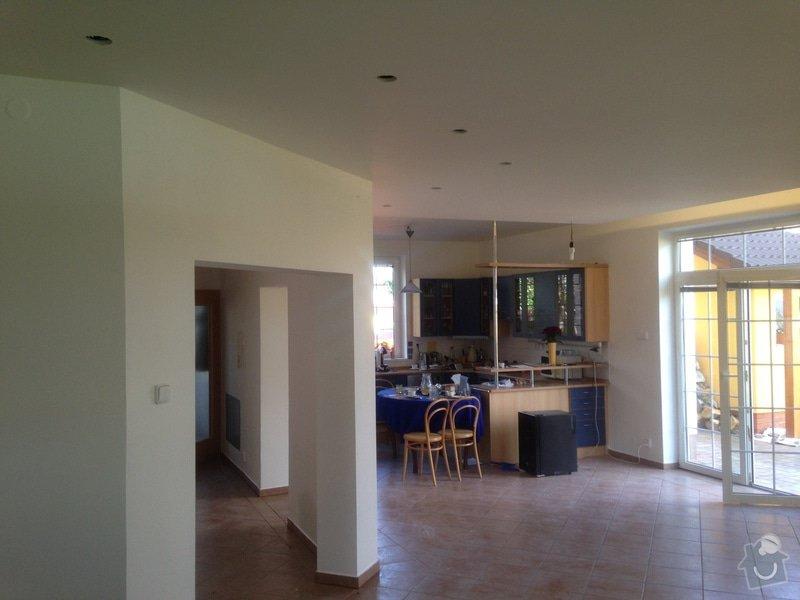 Rekonstrukce obývacího pokoje - Šeberov: IMG_6249