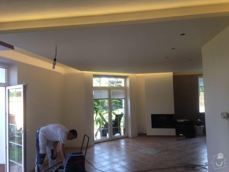 Rekonstrukce obývacího pokoje - Šeberov: IMG_6227