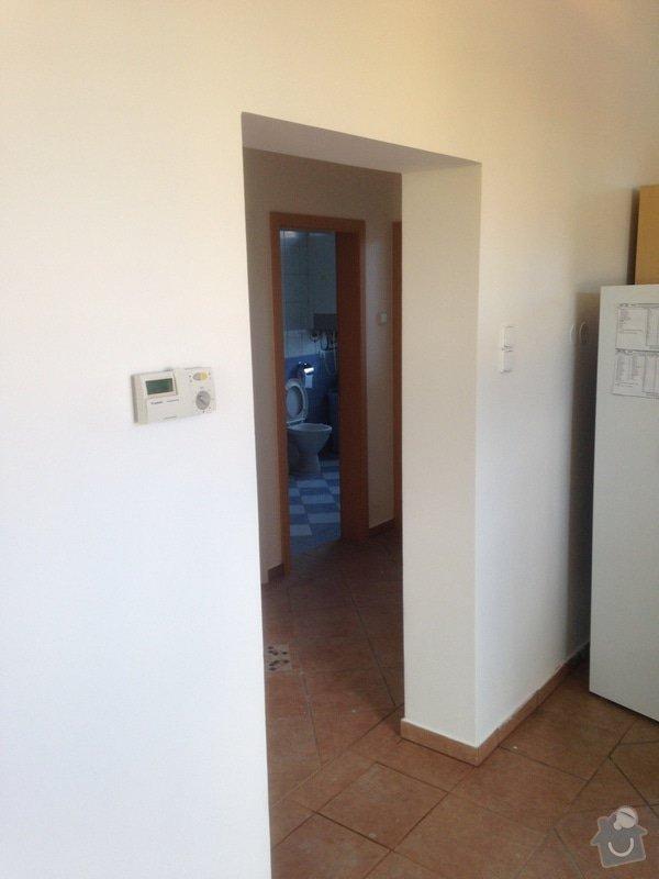 Rekonstrukce obývacího pokoje - Šeberov: IMG_6225