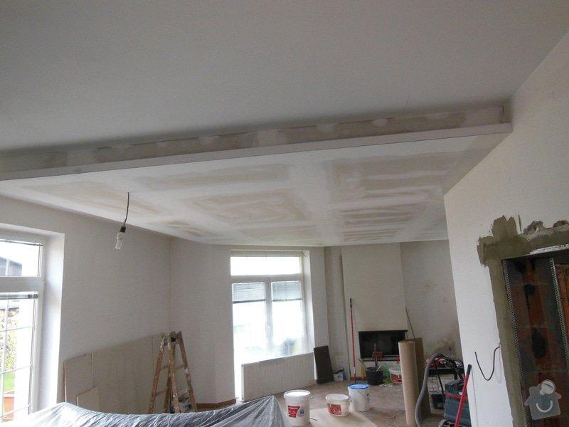 Rekonstrukce obývacího pokoje - Šeberov: DSCN0950