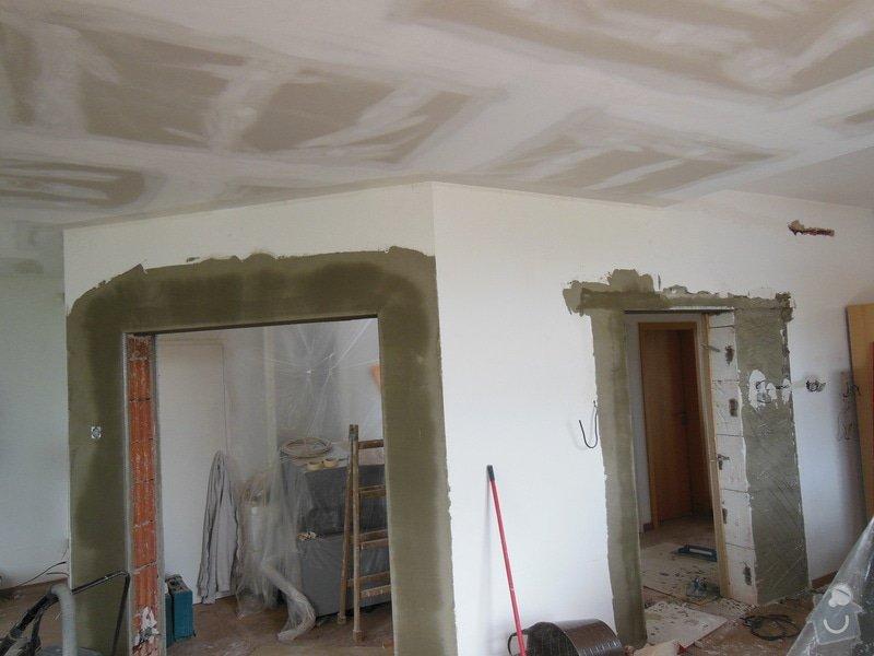 Rekonstrukce obývacího pokoje - Šeberov: DSCN0948