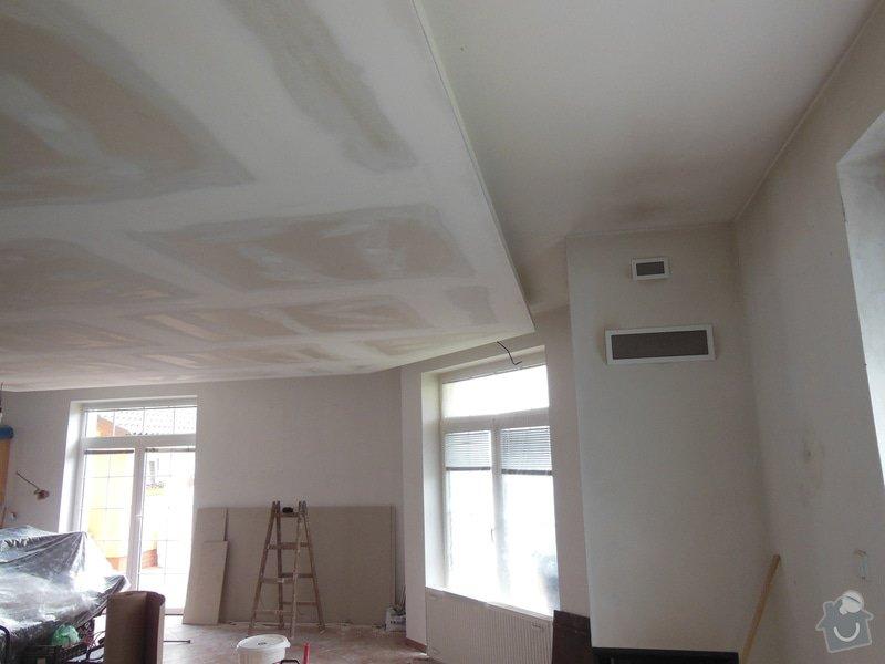 Rekonstrukce obývacího pokoje - Šeberov: DSCN0944