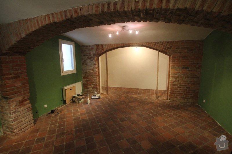 Renovace bytu Vršovice 3.-12.září: loznice