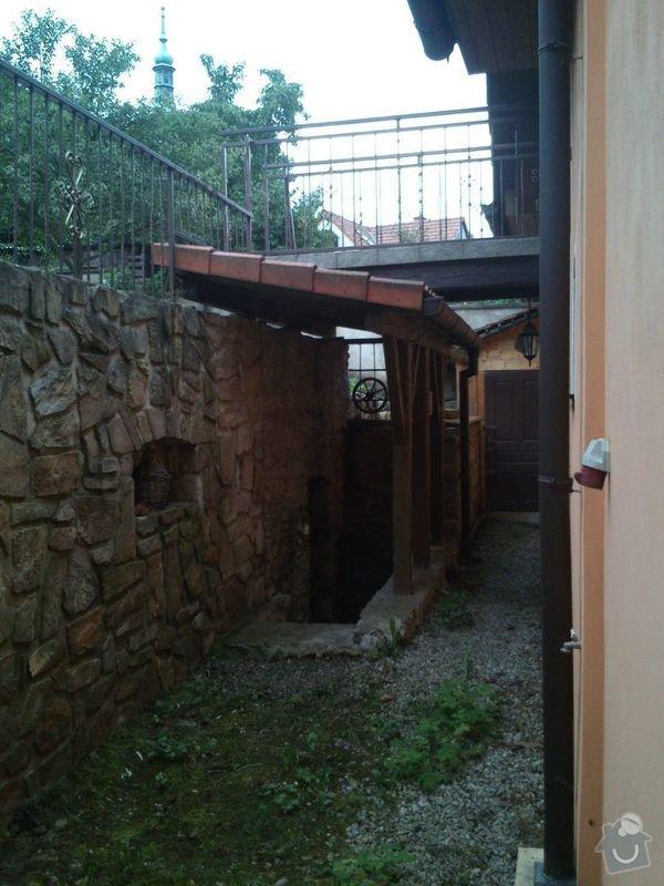 Rekonstrukce/oprava mostku u rodinneho domu: DSC_0313