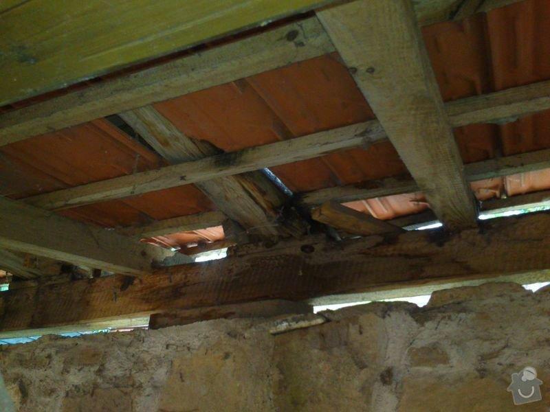 Rekonstrukce/oprava mostku u rodinneho domu: DSC_0315