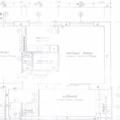 Rekonstrukce elektroinstalace v byte stavebni prace malirske  pudorys predstava