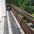 Kompletni opravu balkonu stitu a souvisejici prace mzany balkon 2