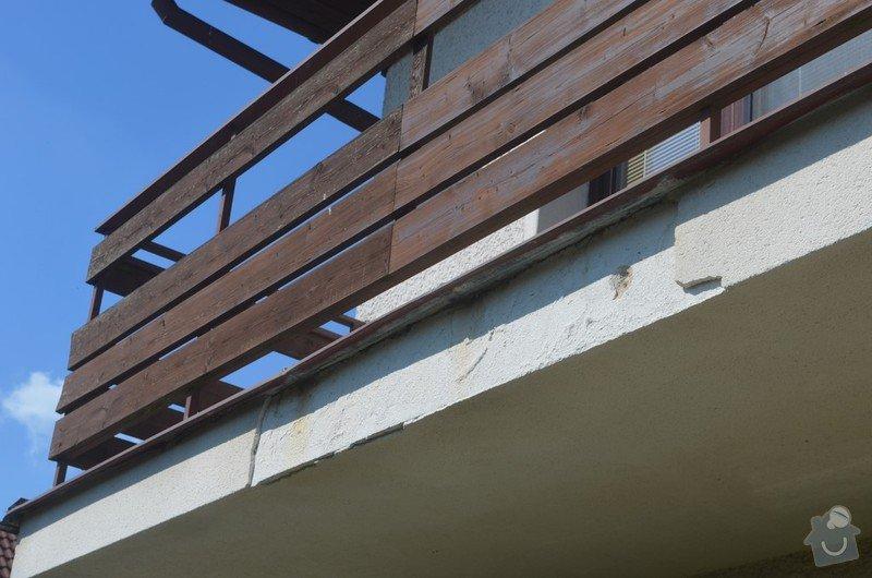 Kompletní opravu balkónu, štítu a související práce: Mzany_balkon_3