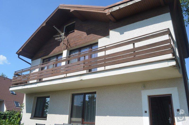 Kompletní opravu balkónu, štítu a související práce: Mzany_balkon_5