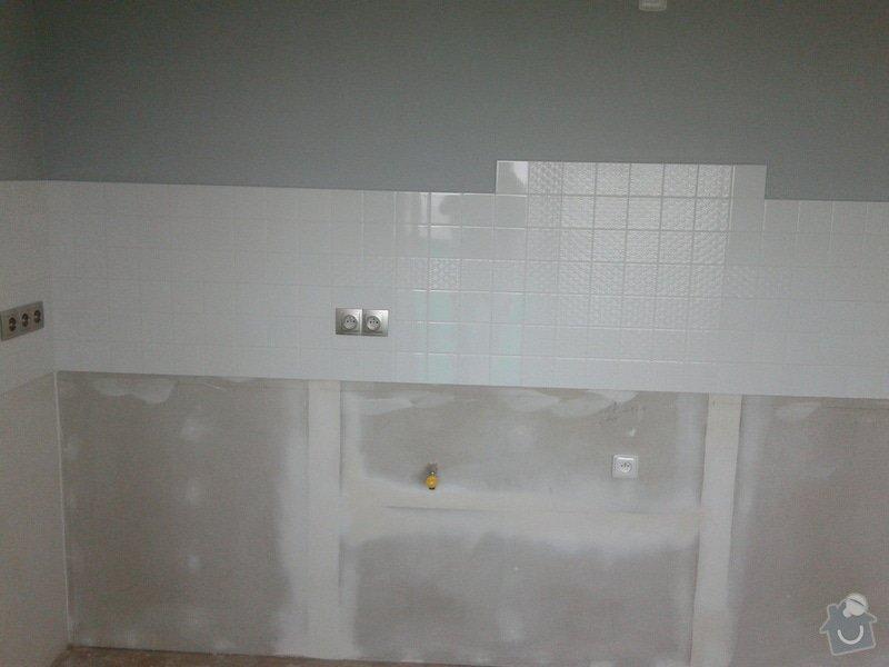 Rekonstrukční práce v bytě: 20140901_094614