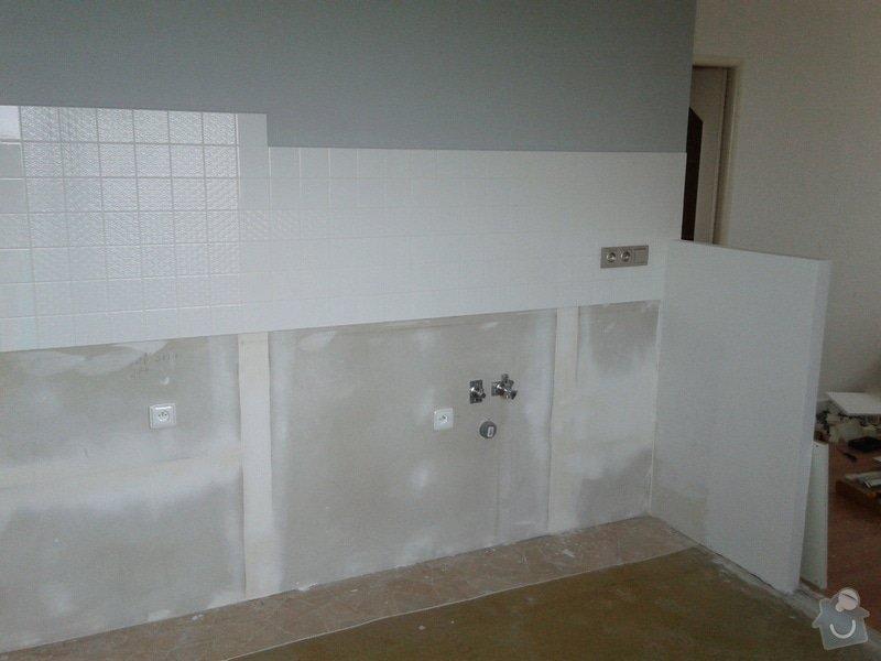 Rekonstrukční práce v bytě: 20140901_094620