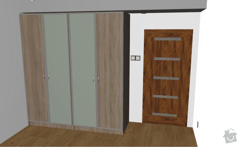 Šatní skříňě na míru: navrh_skrine_02