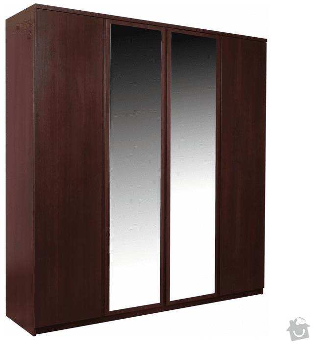 Šatní skříňě na míru: navrh_skrine_03