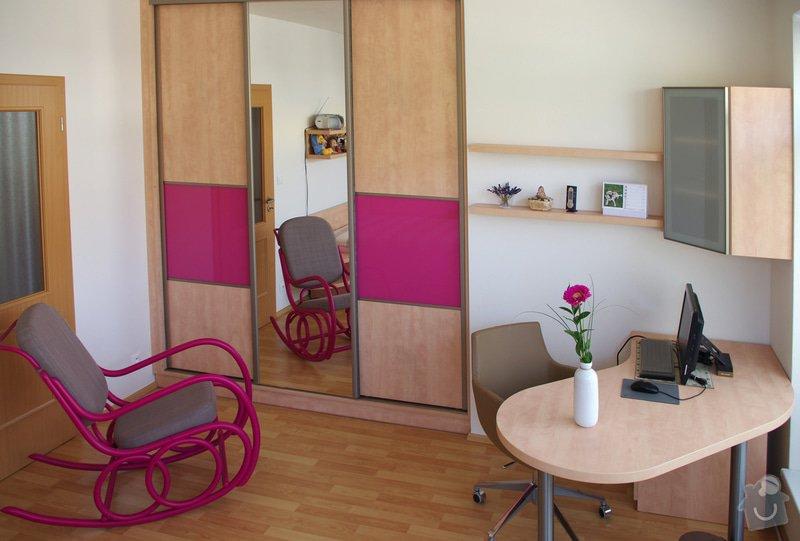 Návrhy interiérů novostavby bytu, zajištění výroby a montáže: IMGP6362s
