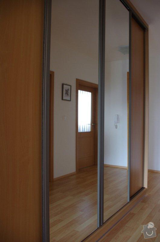 Návrhy interiérů novostavby bytu, zajištění výroby a montáže: IMGP6360s
