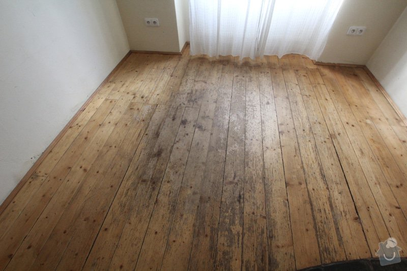 Renovace dřevěné podlahy do 13.9.: kuchyne_podlaha