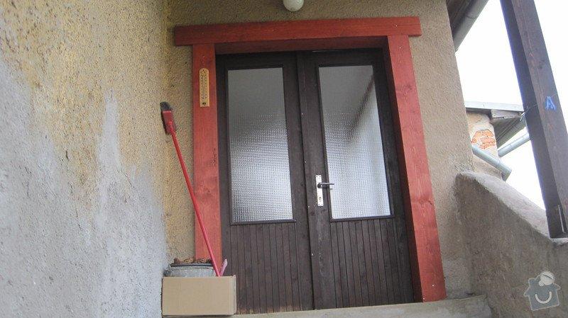 Mříž před vstupní dveře: IMG_0564