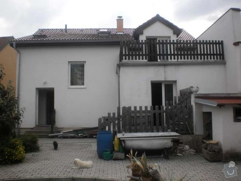 Hromosvod na rodinný dům: Uhrineves_8_