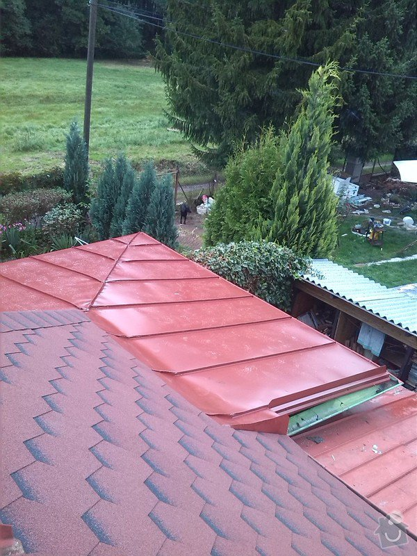 Rekonstrukce střechy ny chatě: IMG_20140902_140730