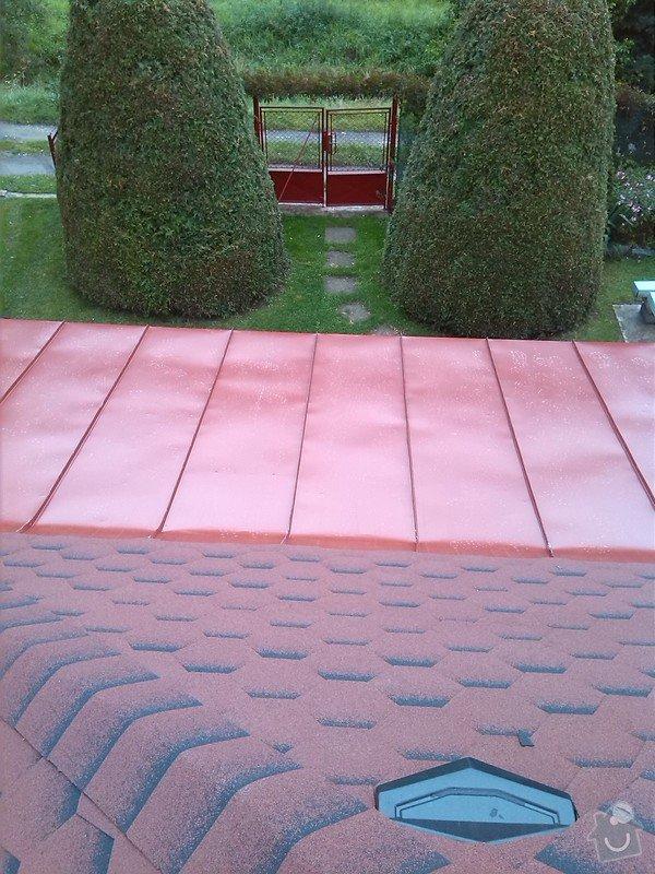 Rekonstrukce střechy ny chatě: IMG_20140902_140742